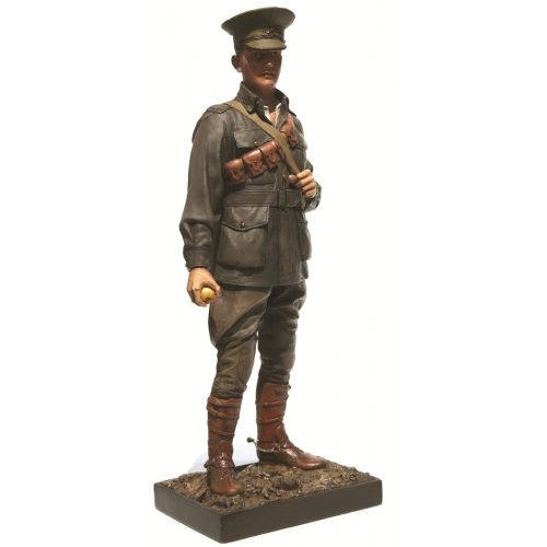 Military Figurines (3) - Naked Army