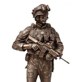 Naked Army SASR Modern 2009 Figure